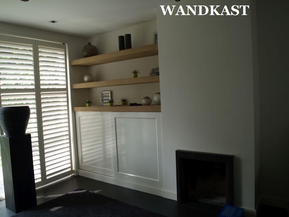 VRI interieur wandkast wandmeubel