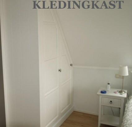 VRI interieur kledingkast