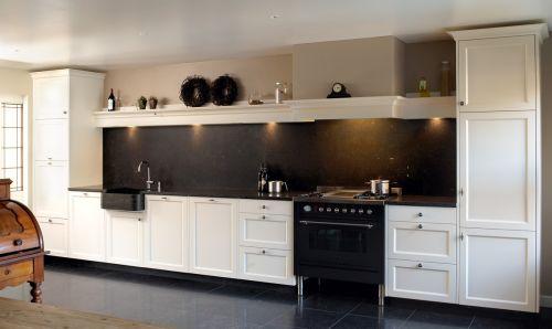 VRI interieur: exclusieve landelijk moderne keuken