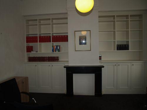 VRI interieur: exclusieve archiefkast in het wit
