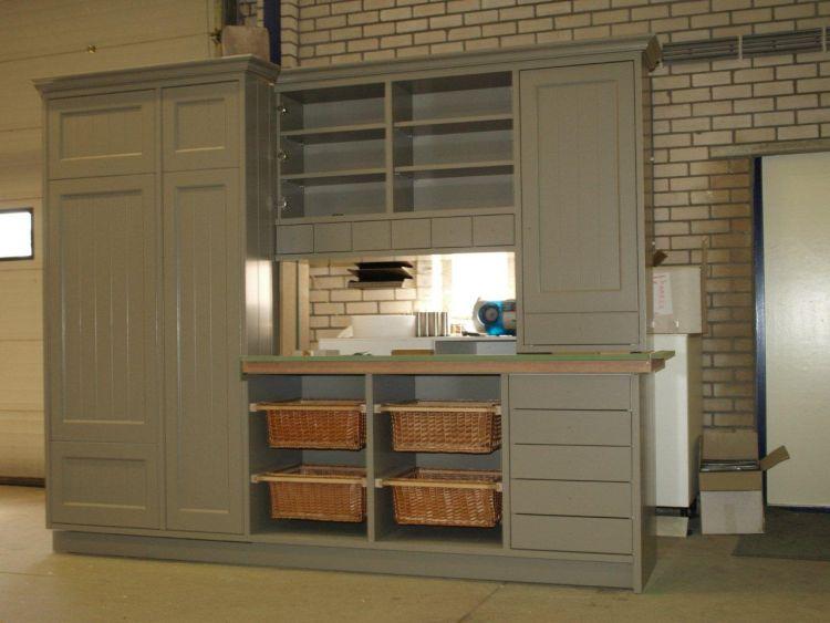 VRI interieur proefopstelling keuken