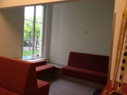 VRI interieur: GZC Binnenstad wachtkamer
