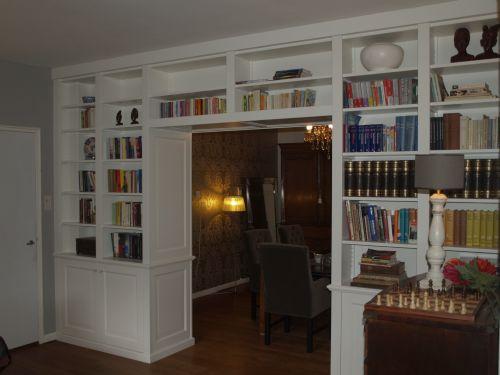 VRI interieurbouw: kamer en suite