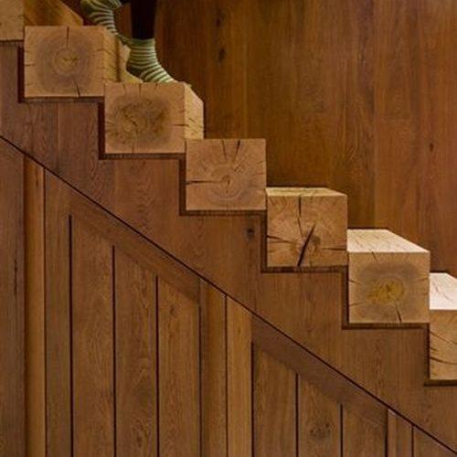 Van Driel houtbewerking: exclusieve trap