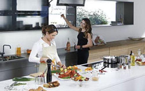 VRI interieur kookgewoonten