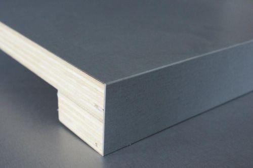 VRI interieur hardkunststof werkblad