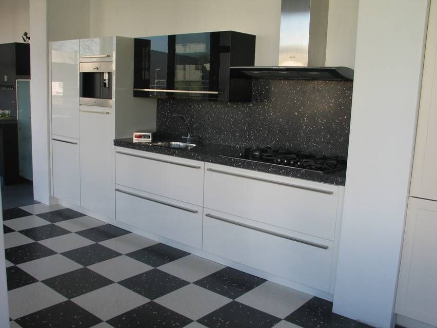 VRI interieur werkblad keuken terrazzo FMM
