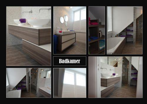 Badkamer Decolegno Cleaf