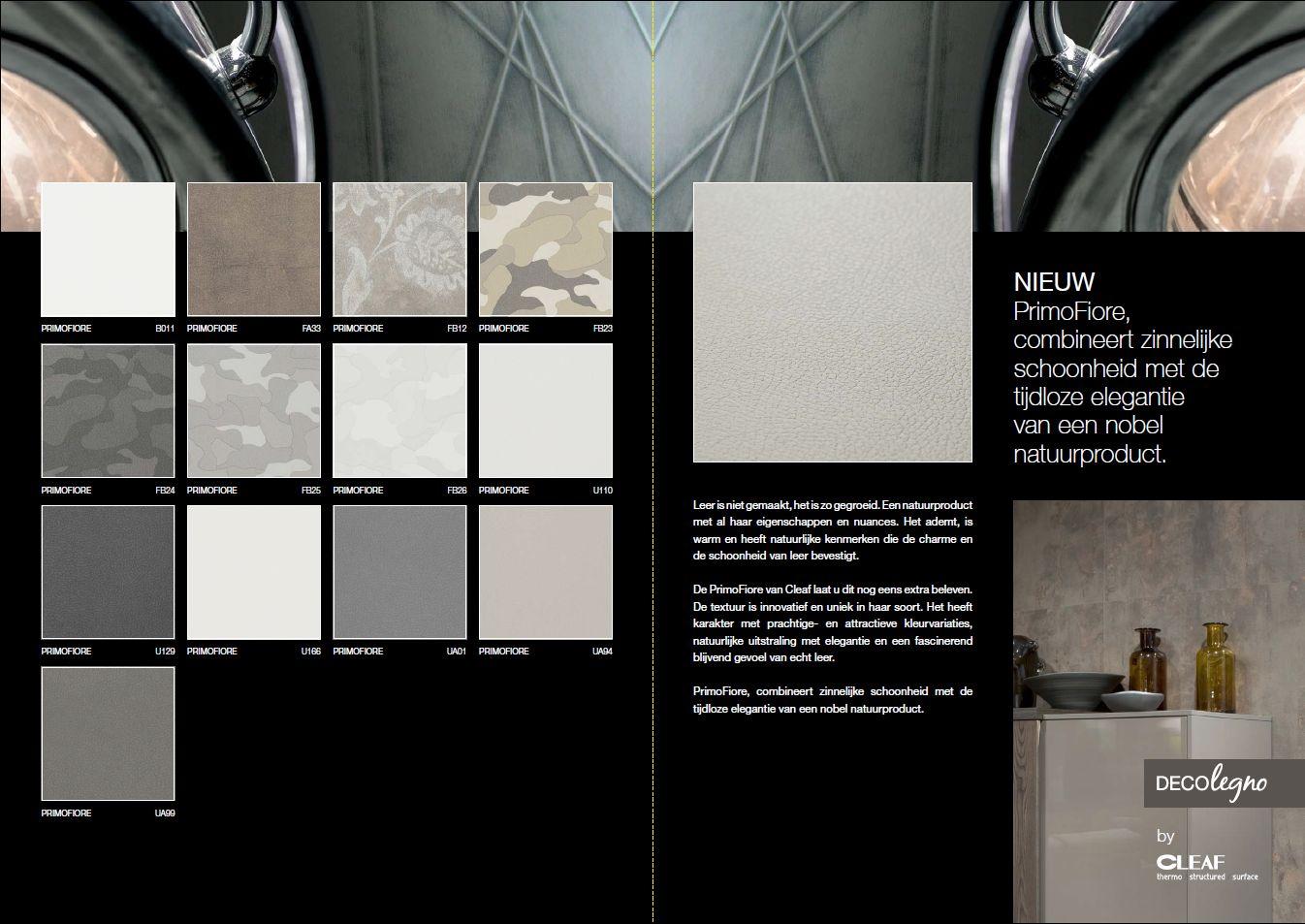 VRI interieur brochure Decolegno structuur PrimoFiore