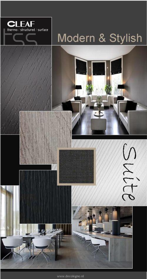 VRI interieur: moodboard Decolegno modern & stylish