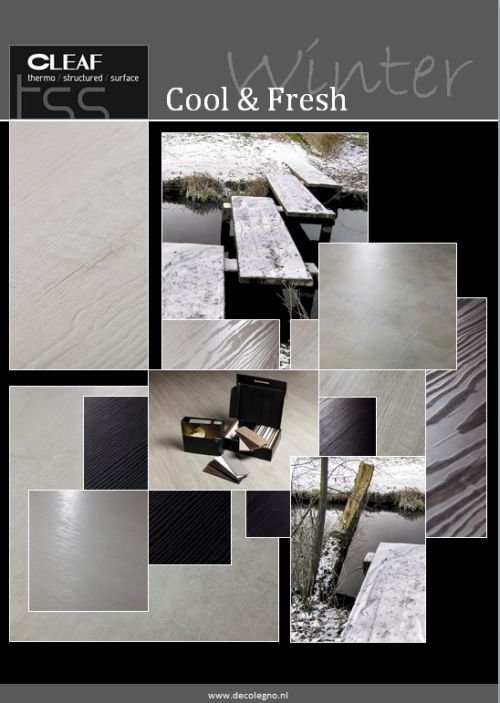 VRI interieur: moodboard Decolegno winter