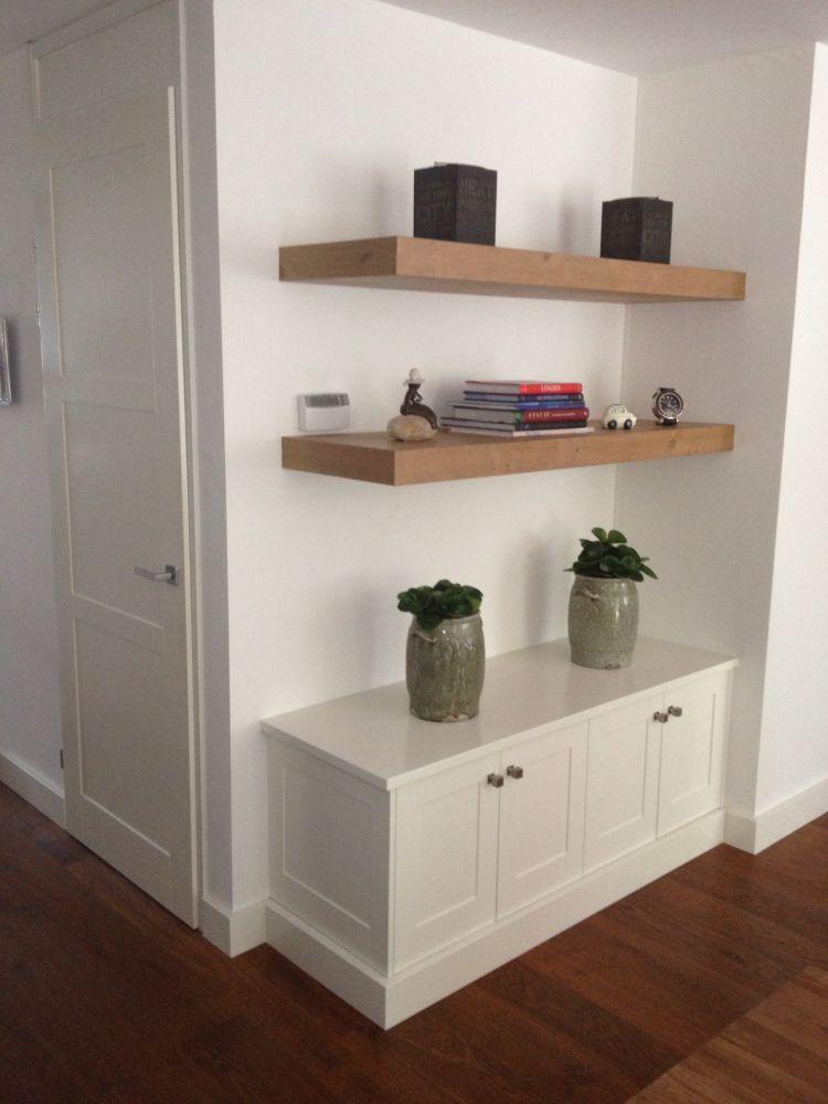 VRI interieur: stijl interieur deur en kast in zelfde stijl